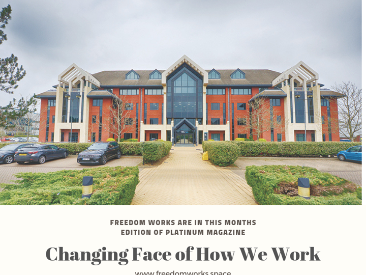 Changing Face of How We Work