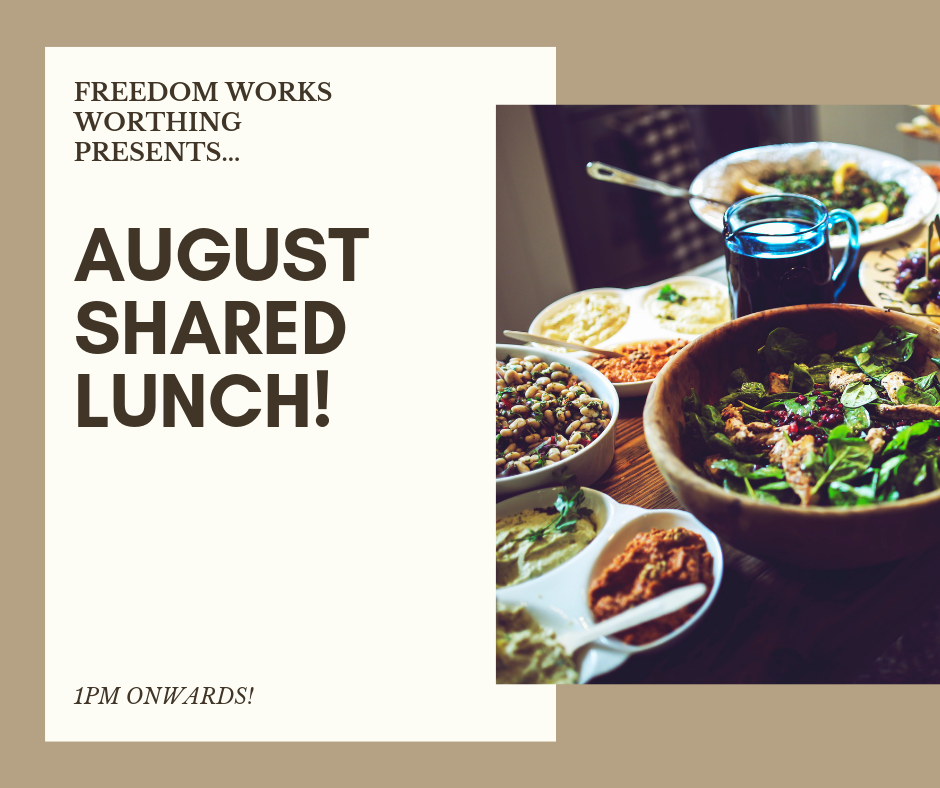 August Community Shared Lunch