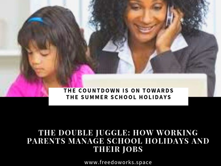 The double juggle: how working parents manage school holidays and their jobs