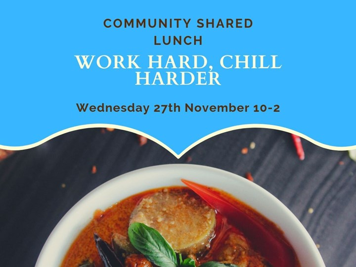 November Community Shared Lunch