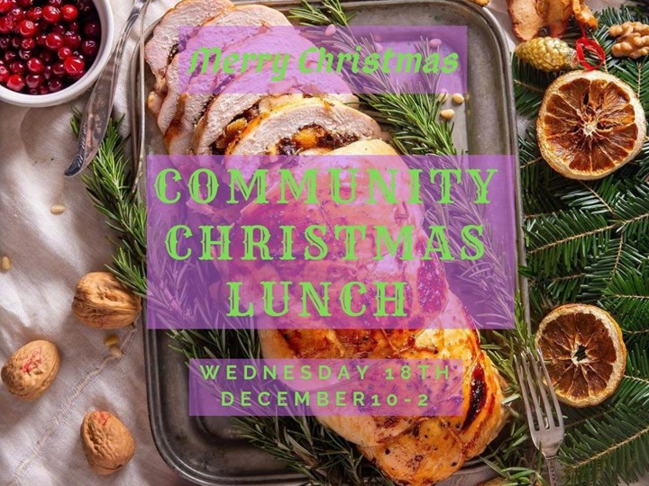 Christmas Community Shared Lunch