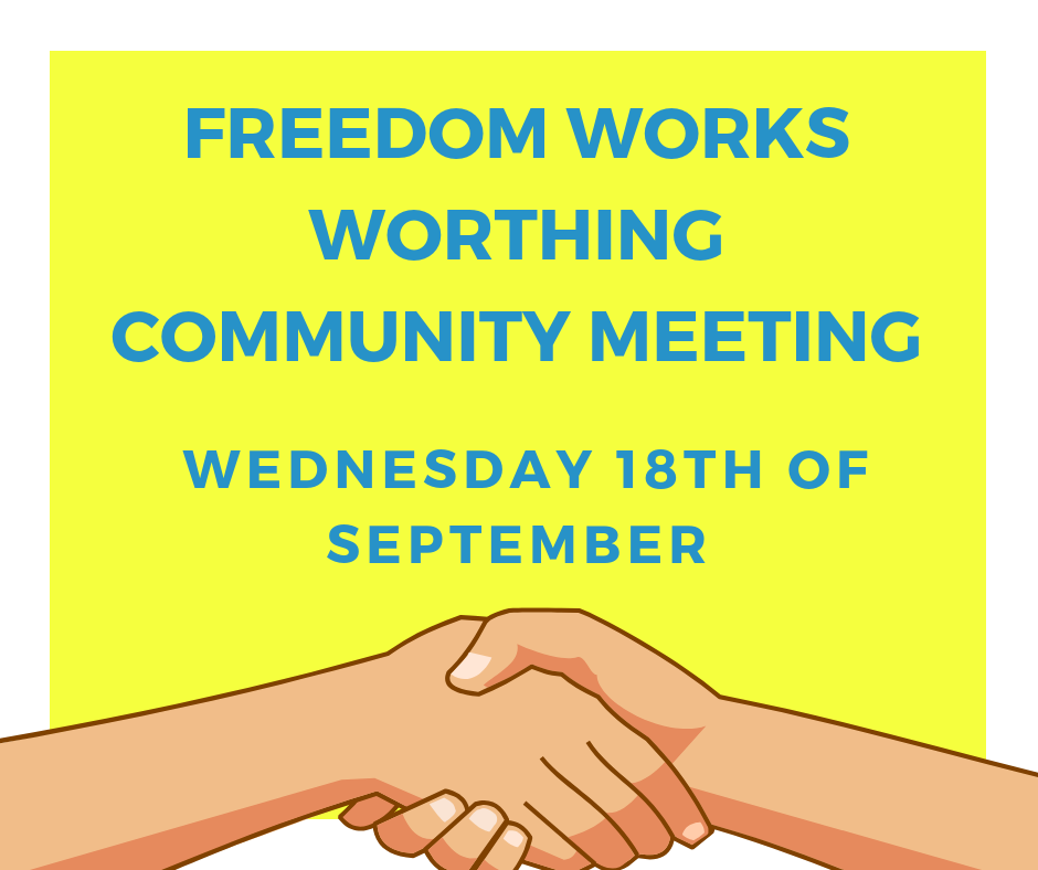 Worthing Community Meeting
