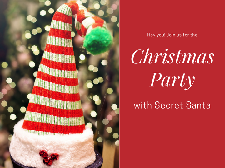 Secret Santa - Christmas Party
