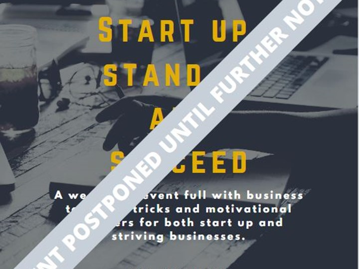 Start Up, Stand Up and Succeed at Freedom Works Chichester
