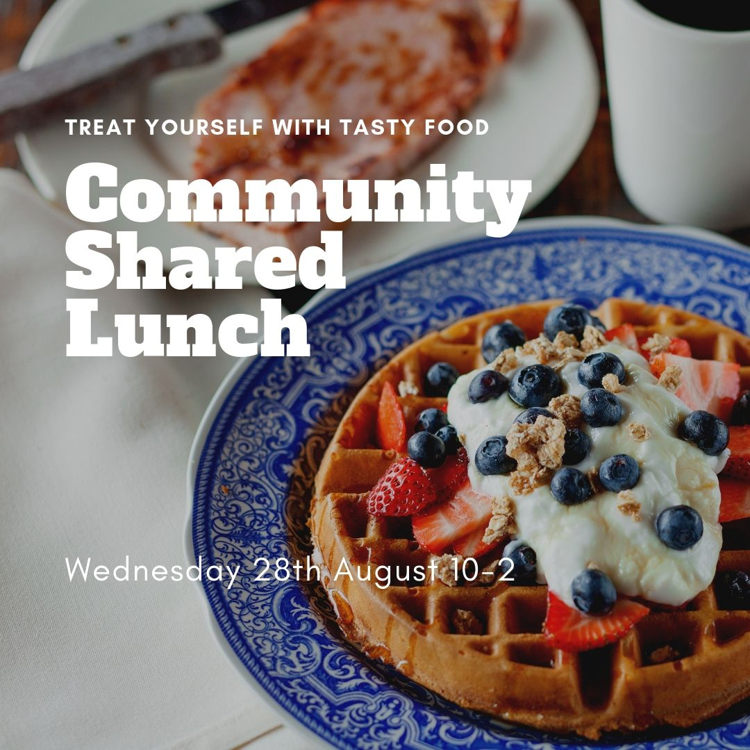 Chichester August Community lunch